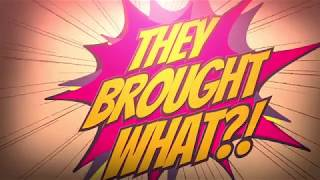Download They Brought What?: Gun Shoes Video