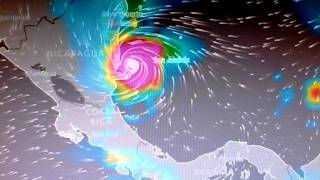 Download Tormenta Tropical Otto en Panamá, Costa Rica y Nicaragua - Tropical Storm Video