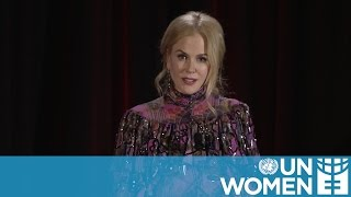 Download Nicole Kidman champions fight to end violence against women Video