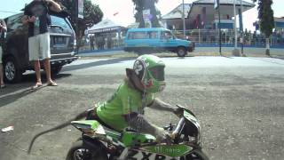 Download Monkey on a motorcycle.MP4 Video