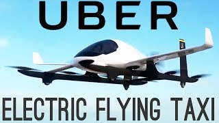 Download Uber's Electric Flying Taxis | NEW Battery Breakthroughs! Video