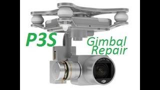 Download How to Remove / Replace DJI Phantom 3 Standard Gimbal & Camera Fix Repair with Crash! Video