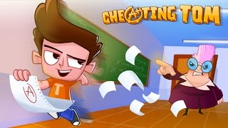 Download Cheating Tom | Cheat Your Way to Graduation | TabTale Video