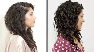 Download Women With Curly Hair Perfect Their Curls Video