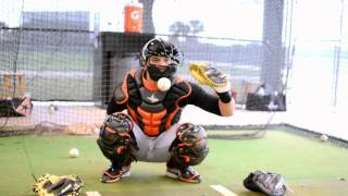 Download All-Star's® CM100TM Catcher's Training Mitt / The Pocket Video