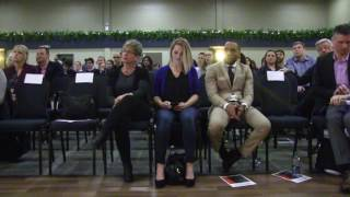 Download Finding your place in the beautiful game   Mike Sangster   TEDxMSVU Video