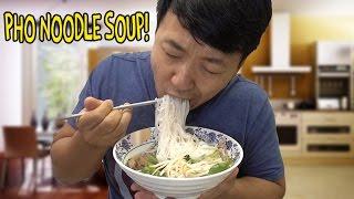 Download AUTHENTIC Vietnamese Pho Noodle Soup Recipe! Video