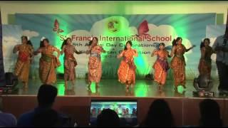 Download Tamil Folk Dance Video