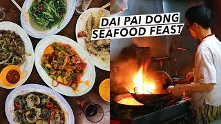 Download Seafood Feast in Hong Kong & My First Dai Pai Dong Experience | Hong Kong Street Food Tour Video