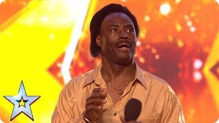 Download Donchez bags a GOLDEN BUZZER with his Wiggle and Wine! | Auditions | BGT 2018 Video