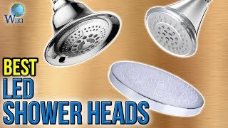 Download 10 Best LED Shower Heads 2017 Video