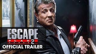 Download Escape Plan 2 (2018 Movie) Trailer - Sylvester Stallone, Dave Bautista, Curtis Jackson Video