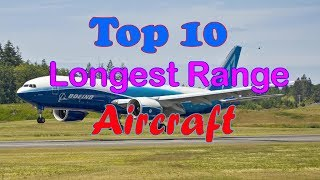 Download Top 10 longest range aircraft in the world [HD] Video