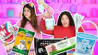 Download TESTING DIFFERENT CLAYS FOR BUTTER SLIME | FLOOF, MODEL MAGIC | Slimeatory #74 Video