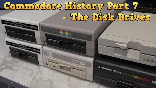 Download Commodore History Part 7 - Disk Drives Video