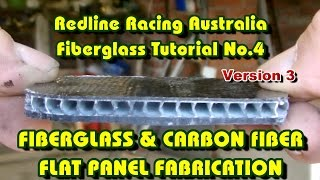 Download Fiberglass & Carbon Fiber Flat Panel Car Fabrication Video