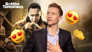 Download Thor: The Dark World Star Tom Hiddleston Sweeps His Fans off Their Feet Video