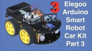 Download Elegoo Smart Robot Car Part 3 - Collision Avoidance & Line Following Video