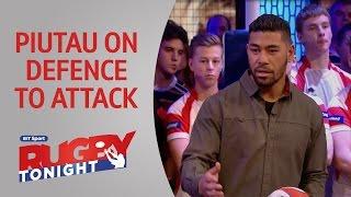 Download Charles Piutau counter-attacking demo Video