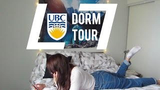 Download UBC DORM TOUR Video