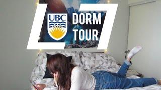 Download UBC DORM TOUR Video