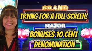 Download TRYING TO FILL THE SCREEN WITH PIGGIES BONUSES Video
