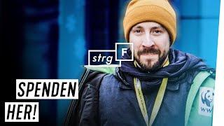 Download Spendensammler undercover – Schuften und Schleimen für WWF & Co | STRG F Video