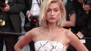 Download Hailey Baldwin, Tina Kunakey and more on the red carpet in Cannes Video