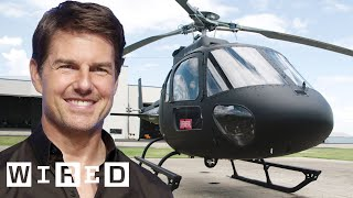 Download How Tom Cruise Learned to Fly a Helicopter Stunt for Mission: Impossible - Fallout | WIRED Video