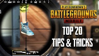 Download Top 20 Tips & Tricks in PUBG Mobile   Ultimate Guide To Become a Pro #2 Video