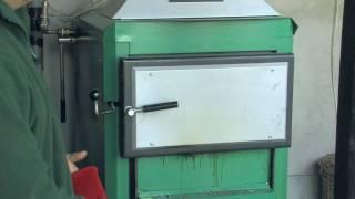 Download Reloading - Angus Super Wood Burning Boiler - Gasification Log Boiler - Eco Angus Video
