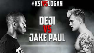 Download Deji VS. Jake Paul - FULL FIGHT #KSIvsLogan Video