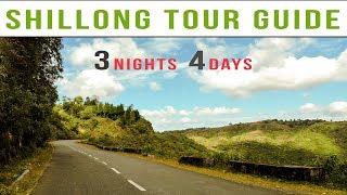 Download Shilllong Tour Plan | 3 Nights 4 Day Shillong Tour Package Video