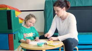 Download Occupational Therapy For Children - Hand Writing Video