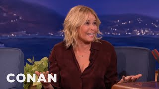 Download Chelsea Handler On Getting Peed On By Jason Biggs - CONAN on TBS Video