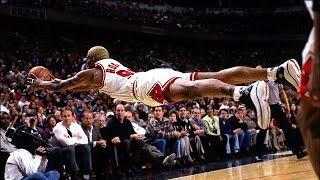 Download Dennis Rodman Top 10 Career Plays Video