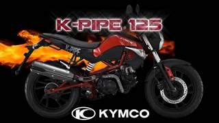 Download 2016 KYMCO K PIPE 125 (OVERVIEW & SPECS) by Boca Scooters Video