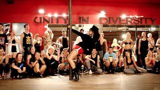 Download YANIS MARSHALL HEELS CHOREOGRAPHY ″DANCE LIKE WE'RE MAKING LOVE″ CIARA. MILLENNIUM IN LOS ANGELES. Video