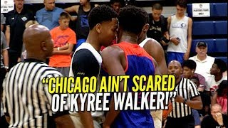 Download ″CHICAGO AIN'T SCARED OF KYREE WALKER!″ Mac Irvin Fire Vs Dream Vision! Video