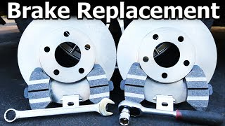 Download How to Replace Brake Pads and Rotors (COMPLETE Guide) Video