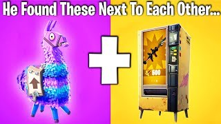 Download TOP 10 LUCKIEST MOMENTS IN FORTNITE HISTORY (#1 will never happen again) Video