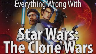 Download Everything Wrong With Star Wars: The Clone Wars Video