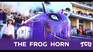 Download TCU's Frog Horn: A Nissan Fan-Fueled Tradition Video