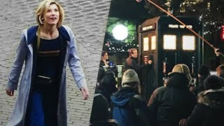 Download *NEW* FILMING PHOTOS & VIDEOS of Doctor Who Series 11! Video