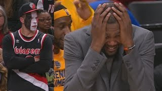 Download Blazers Blew 16 Point Lead! McGee's Oop Takes the Lead! Warriors Blazers Game 3 Video