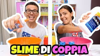 Download SLIME DI COPPIA A SORPRESA: proviamo la colla americana Video