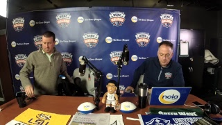 Download Dunc and Holder on Sports 1280 in New Orleans. Feb. 7, 2018. Video