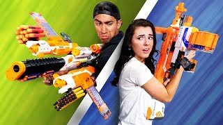 Download NERF Build Your Weapon   Mystery Swap Edition! Video