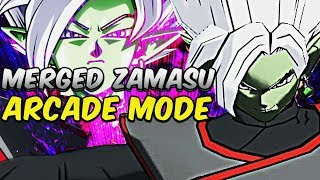 Download How to Beat Merged Zamasu Arcade Boss! Super Dragon Ball Heroes (Easy Guide) Video