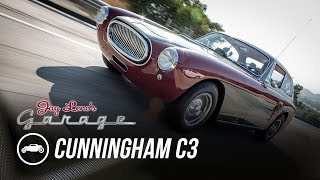 Download 1953 Cunningham C3 - Jay Leno's Garage Video